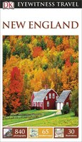 Eyewitness Travel Guides New England