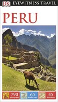 Eyewitness Travel Guides Peru