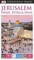 Eyewitness Travel Guides Jerusalem Israel Petra And Sina