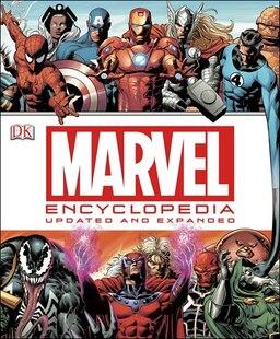 Marvel Encyclopedia Revised