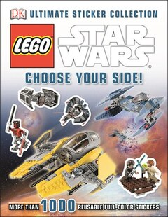 Lego Star Wars Choose Your Side Ultimate Sticker Collection