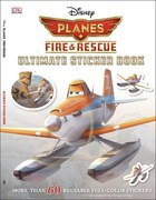 Disney Planes Fire And Rescue Ultimate Sticker Book