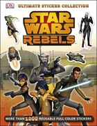 Star Wars Ultimate Sticker Collection Star Wars Rebels
