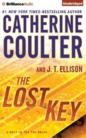 The Lost Key: A Brit in the FBI Novel