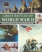 GREAT BATTLES OF WWII WITH DVD