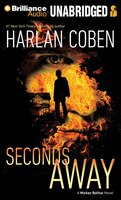 Seconds Away: A Mickey Bolitar Novel