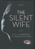 The Silent Wife (mp3 Cd): A Novel