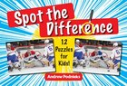 SPOT THE DIFFERENCE HOCKEY PUZZLES FOR K