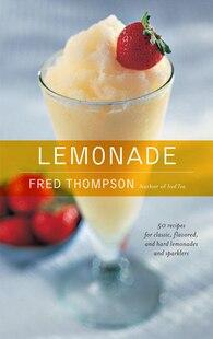 Lemonade 50 Cool Recipes
