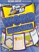 Fun For All Word Searches Tearaway Pad