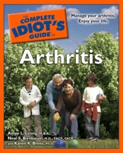 The Complete Idiots Guide To Arthritis