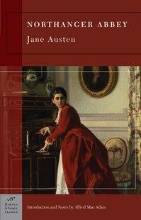 Northanger Abbey (Barnes & Noble Classics Series)