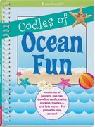 Oodles Of Ocean Fun: A Collection Of Posters, Puzzles, Doodles, Cards, Crafts, Stickers, Frames