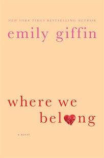 Where We Belong: Large Print Edition