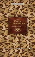 The Duck Commander Devotional: Large Print Edition