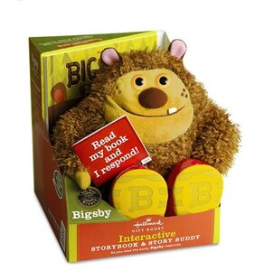 Bigsby Interactive Buddy & Storybook