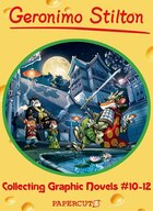 Geronimo Stilton Boxed Set Vol. #10-12