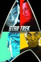 Star Trek: Countdown Tpb