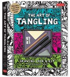 Art Of Tangling Drawing Book & Kit: Inspiring Drawings, Designs & Ideas For The Meditative Artist