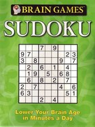 Brain Games Sudoku Green