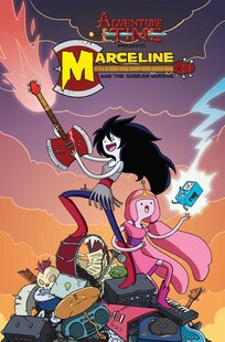 Adventure Time: Marceline & The Scream Queens