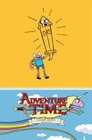 Adventure Time: Backup Stories Volume 1