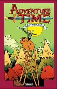 Adventure Time: Cover Gallery Volume 1