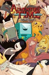 Adventure Time/Sugary Shorts Volume 1