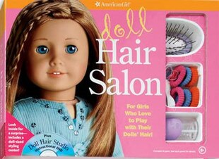 Doll Hair Salon: For Girls Who Love To Play With Their Dolls' Hair