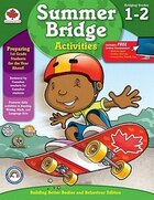 Canadian Summer Bridge Activities - Grade 1 & 2
