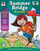 Canadian Summer Bridge Activities - Grade 5 & 6