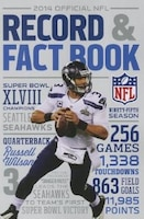 Nfl Record & Fact Book 2014
