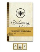 Beekeeping Blank Notebooks: Set Of Three 48-page Blank Notebooks