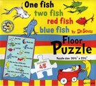 Dr Seuss Floor Puzzle One Fish, Two Fish