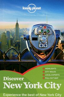 Lonely Planet Discover New York City 2nd Ed.: 2nd Edition