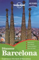 Lonely Planet Discover Barcelona 2nd Ed.: 2nd Edition