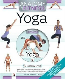 Anatomy Of Fitness Yoga Dvd Kit