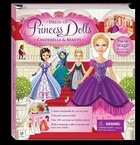 DRESSUP PRINCESS DOLLS CINDERELLA & BE