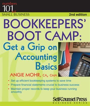 Bookkeepers Boot Camp: Get a Grip on Accounting Basics