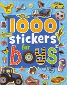 1000 Stickers Boys