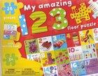 MY AMAZING 123 FLOOR PUZZLES
