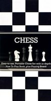 CHESS BK & BOX SET