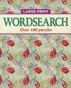 Elegant Large Print Wordsearch