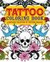 Tattoos Coloring Book