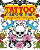 Tattoos Coloring Book
