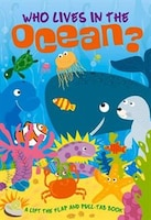 WHO LIVES IN THE OCEAN