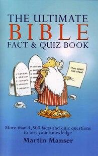 Ultimate Bible Quiz Book