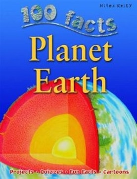 100 FACTS PLANET EARTH PB