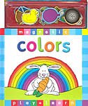 Magnetic Play Learn Colors