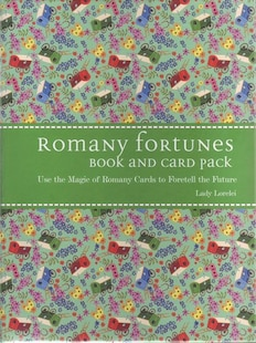 GYPSY FORTUNES BOOK AND CARD PACK
